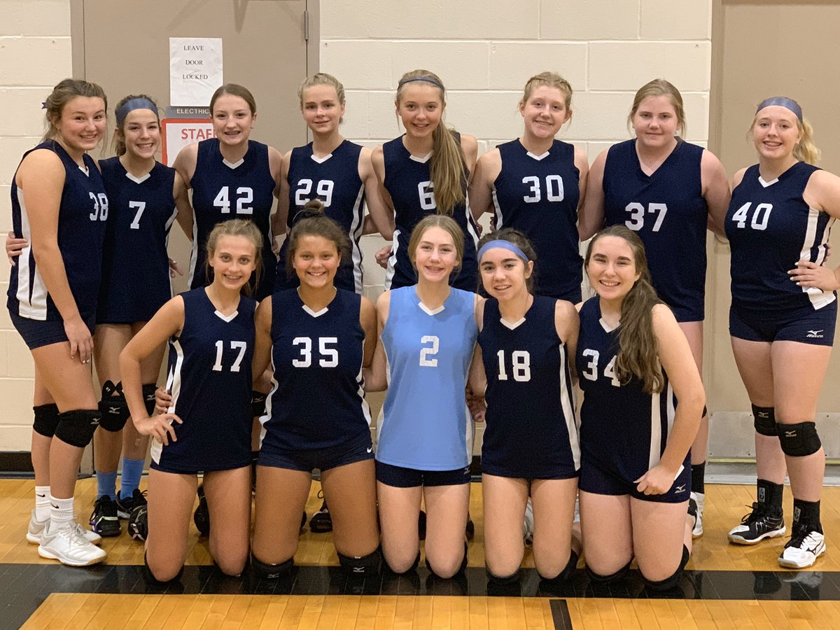 The strength of the team is each individual player. The strength of each player is the team.  B-team beat Harlan in the final game of season.  #teamworkmakesthedreamwork  #lcmsptb<br>http://pic.twitter.com/nH51FFY21H