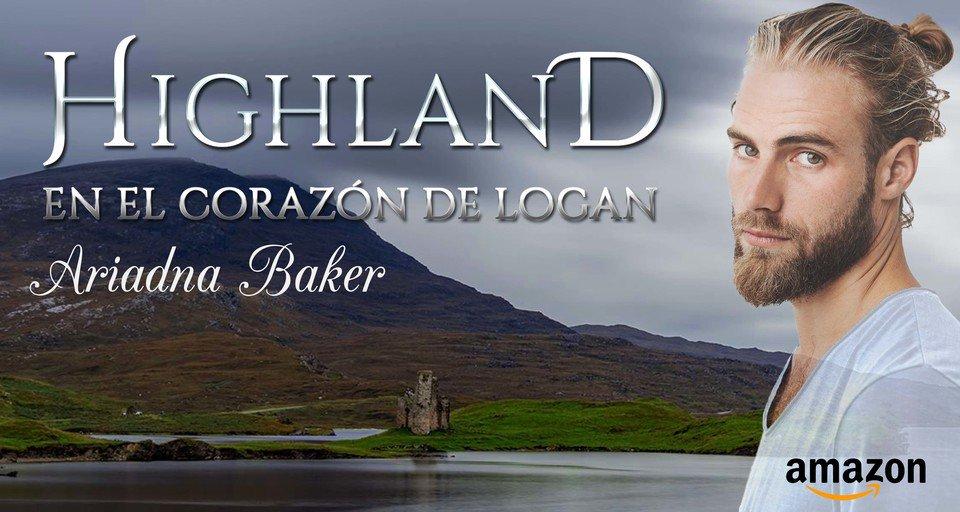 💕HIGLAND, en el corazón de Logan💕  Adéntrate en las tierras de Escocia y descubre la historia de Alana y Logan.   Una #novera romántica contemporanea que te robará el corazón.  Léela aquí👉 http://leer.la/B07YLXH6DK   #kindle #KindleUnlimited #escocia #higland #romance #romantica