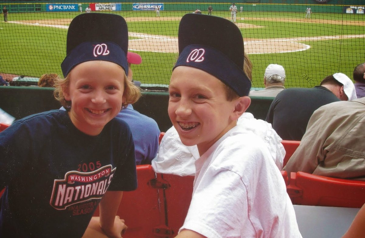 Rally cap on. It's been on since 2005. Let's go @Nationals! #STAYINTHEFIGHT