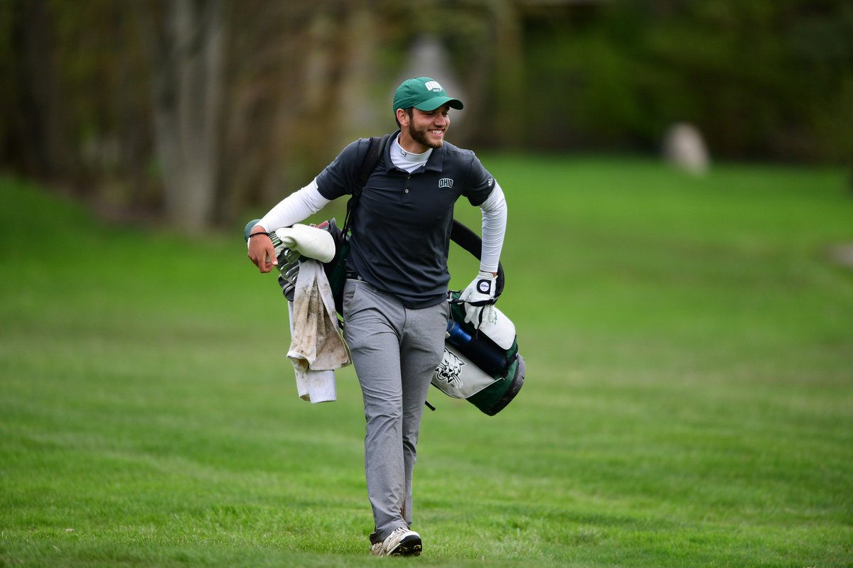 Have a tournament @austindyson14!  The junior turned in the best performance of his collegiate career at the Phoenix Intercollegiate, tying for fifth place with a 206 (-7)!  📰 Read more ➡️ https://t.co/tsj3MThFWX  #BleedGreen https://t.co/lMjBXw6bID