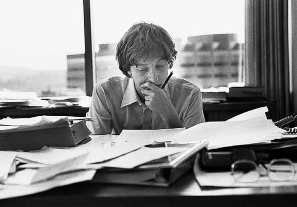 """Success is a lousy teacher. It seduces smart people into thinking they can't lose."""" —@BillGates This is very important life and business advice. The biggest enemy of future success is arrogance, indifference and the unwillingness to learn, unlearn, relearn, change and grow."""