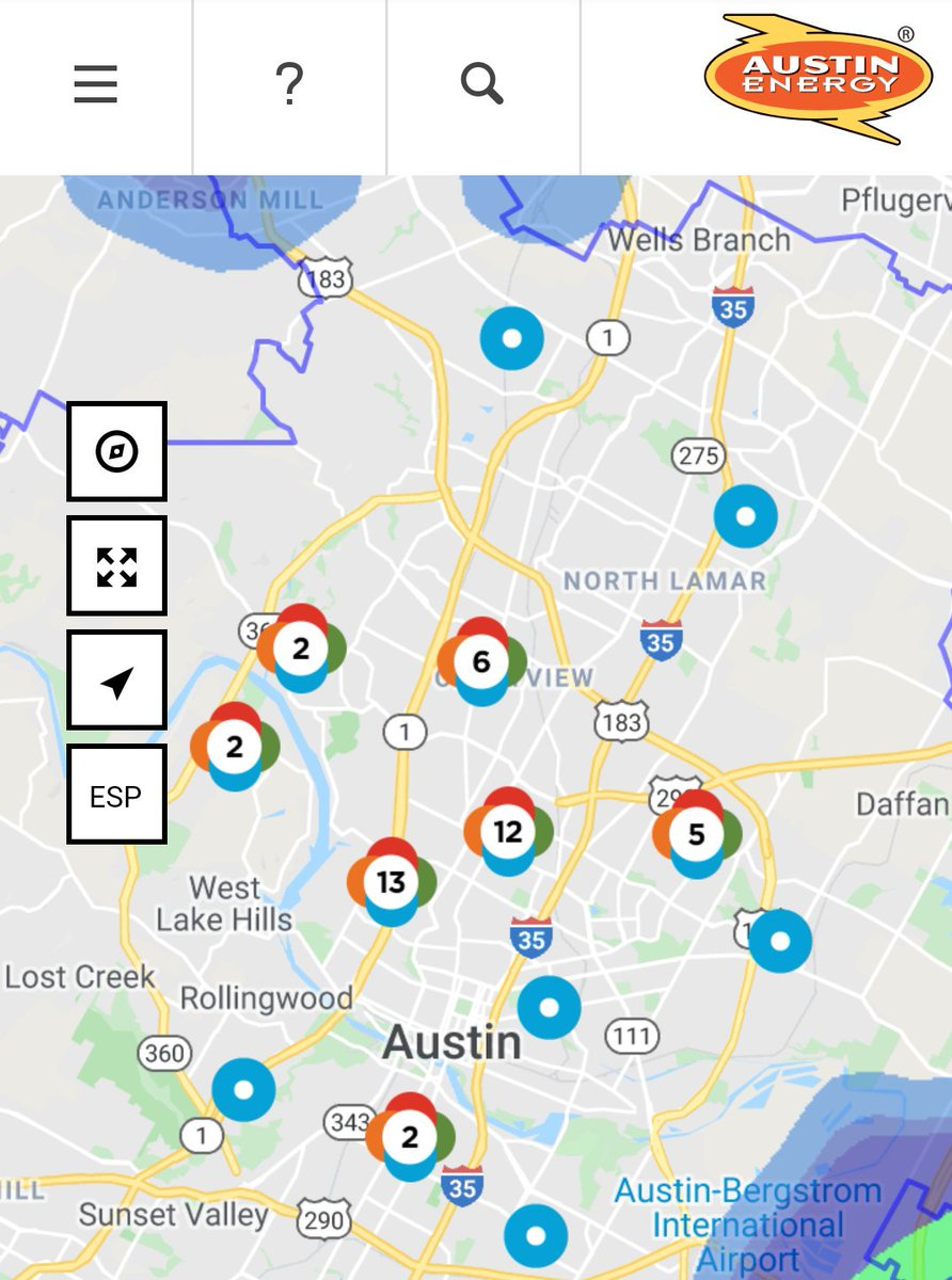 Austin Energy On Twitter We Re Happy To See Rain But The Storms Have Also Caused Several Outages Across The City We Currently Have 5 200 Customers Without Power Our Crews Are Working Safely
