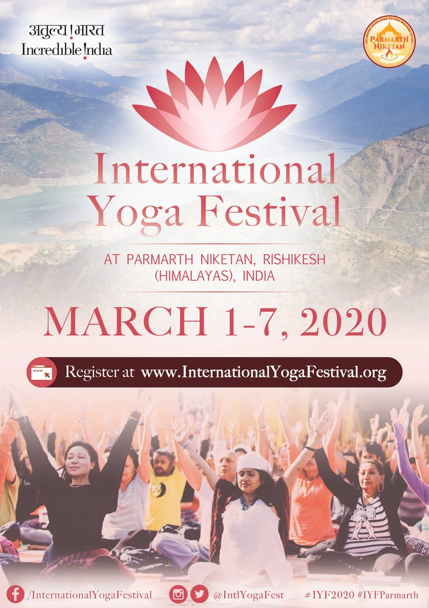 IntlYogaFest photo
