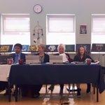 Image for the Tweet beginning: Board of Trustees meeting @stfxnews