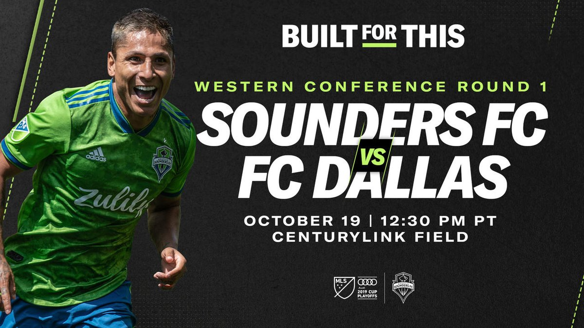 Seattle Sounders FC @SoundersFC