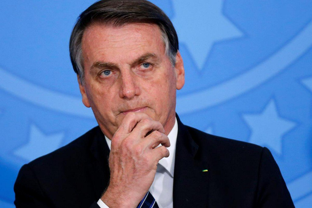 Brazil aims to forge more trade accords as Bolsonaro heads to Asia https://reut.rs/33wPMfJ