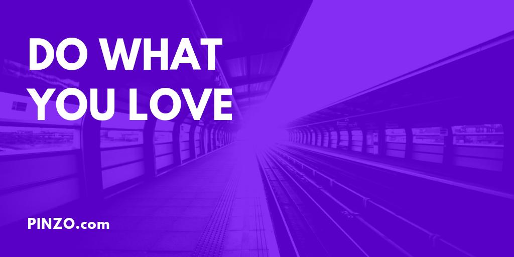 Do what you love.  A cliche that may have been overdone at this point but it holds some real truth as far as we're concerned.   Do what you love and it won't feel like work. Do what you love and you'll never want to stop learning.   #LoveWhatYouDo #NeverStopLearning #Career https://t.co/v6n7yQJ72L