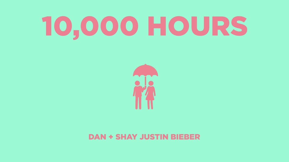 #10KHOURS  | @justinbieber   AVAILABLE EVERYWHERE:  http://wmna.sh/10kHours