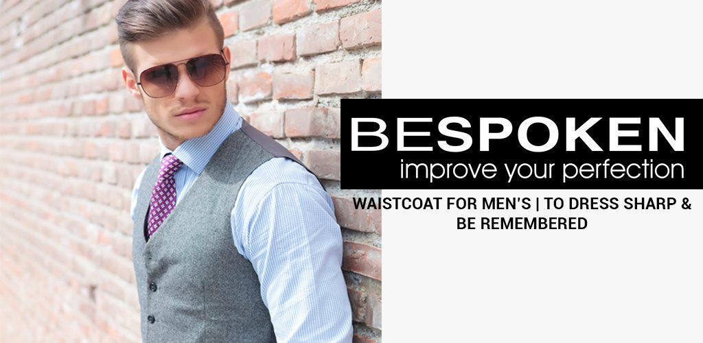 When worn masterfully, waistcoat has the power of adding a touch of elegance to tailor made bespoke suits. Refer to the post to learn how to don a waistcoat. #madetomeasureshirts #onlinebespokeblazer #bespokeovercoat #bespokewaistcoat #tuxedo    . . https://bit.ly/2nj4Zl6 pic.twitter.com/osdy8xrZVX