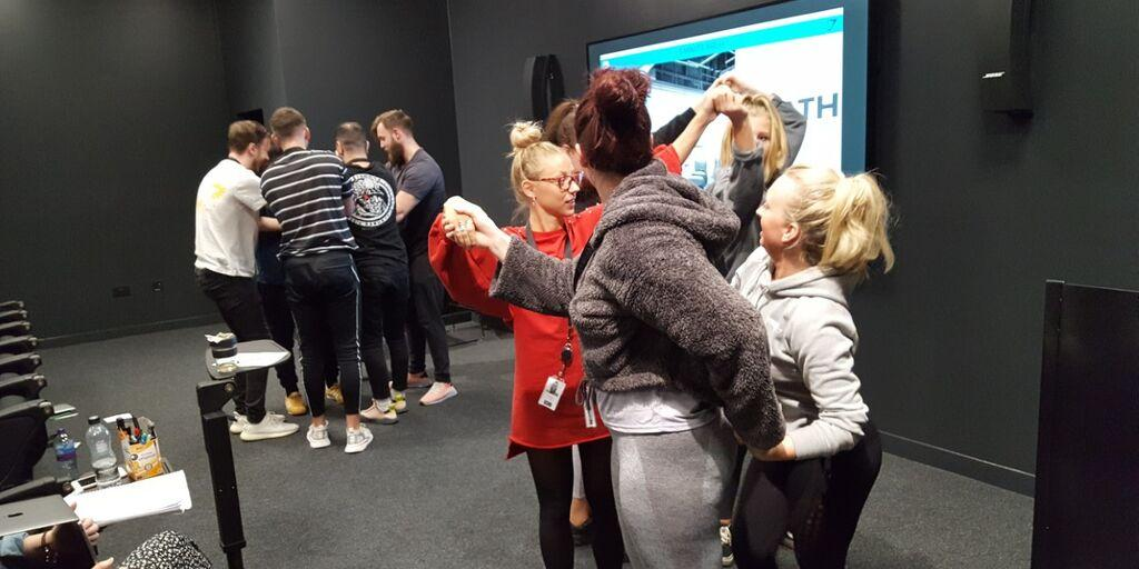 test Twitter Media - So pleased to launch our bespoke, blended L&D programme to help @Gymshark Customer Support Team go from great to the absolute best! #customerservice https://t.co/qPEIOfGPjN