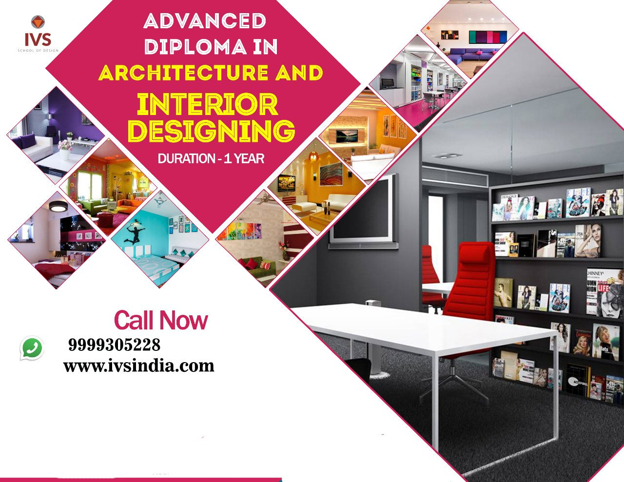 Ivs School Of Design On Twitter Professional Diploma In Interior Architecture Design S Curriculum Is Developed In Collaboration With Professionals In The Interior Design World This Program Provides The Basic Foundational Knowledge
