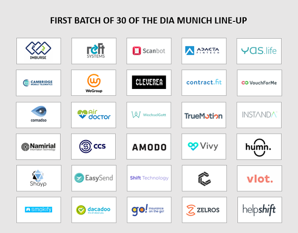 #VouchForMe inspiring at the DIA Munich!