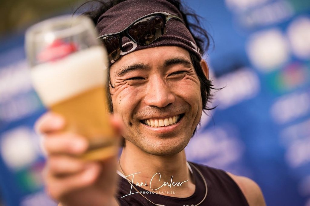 We did say free beer and a free glass... When you finish... If you finish... Sign up here:⁠ the9dragons.asia #9DragonsUltra #SuckItUpButtercup #FMLHills #IsItFun #HokaOneOne #HongKong #UltraRunning #AsiaTrailMaster
