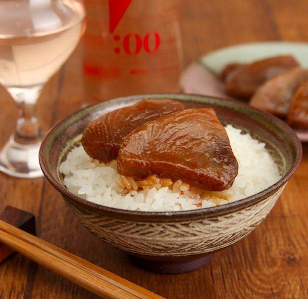 【カツオのだしポン酢ナムル】「ポン酢」+「麺つゆ」で作る刺身ナムルが最高すぎる