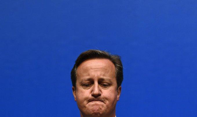 Happy 220th Mercurian Birthday David Cameron!  Remessage