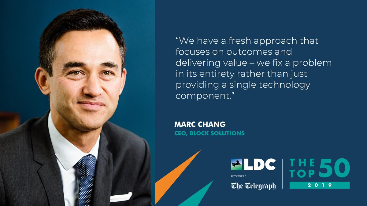 test Twitter Media - We'd already got the #FridayFeeling and it's just got even better! We're really proud to announce that our CEO, @marcchang, has made it in to @LDCPE's Top 50 Most Ambitious Business Leaders: https://t.co/M7u5DL7J1q #LDCTop50 https://t.co/4yAEZ4bX4S