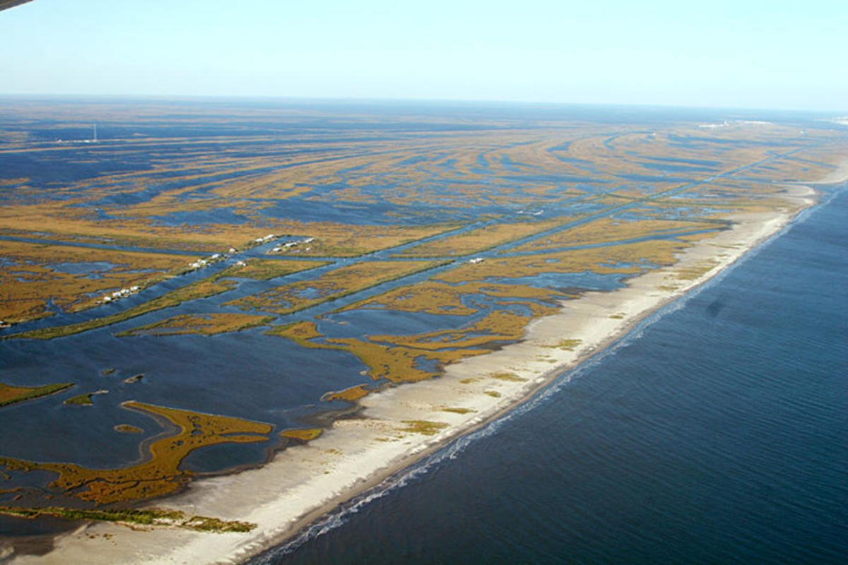 Louisiana Hopes to Fight Coastal Erosion by Mimicking Nature: The project hopes to restore a crucial buffer against storm surges & offer new habitat for migratory birds and fish that rely on wetlands. bit.ly/32WLE8q Via @AP