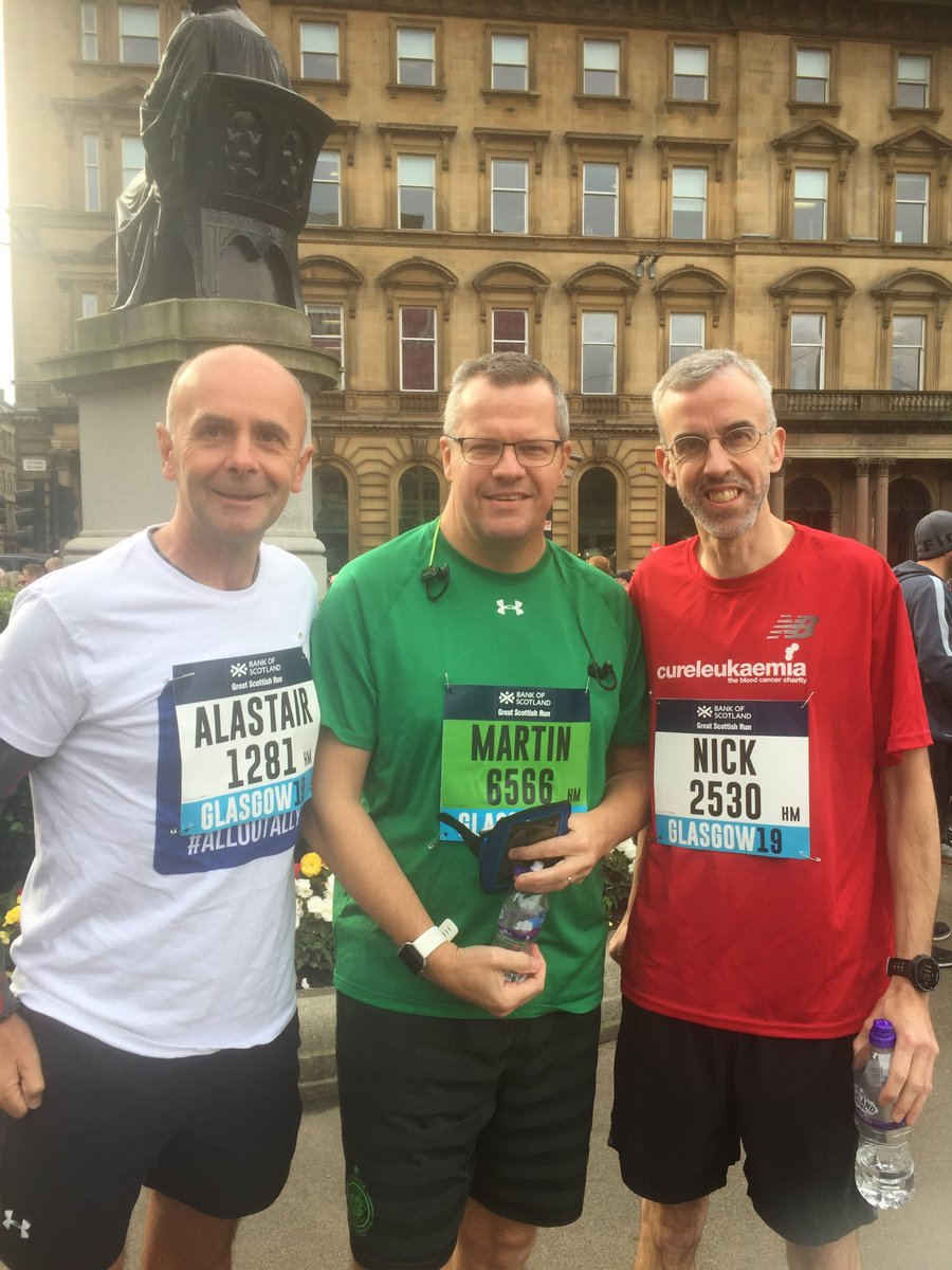 #FundraiserFriday 15) One man who certainly went above and beyond during #BloodCancerAwarenessMonth was Nick Duncan, a haematology pharmacist at Birmingham's Queen Elizabeth Hospital, who covered three half marathon distances during September. Many thanks Nick! #CLFamily #BCAM pic.twitter.com/MvOPI98bE2