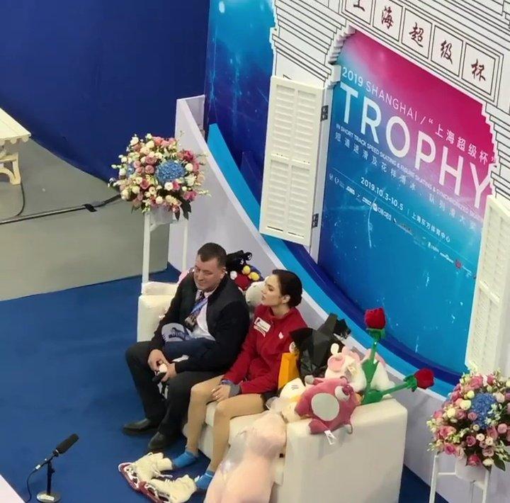 Shanghai Trophy (Invitational). 3-5 октября 2019. Шанхай (Китай) - Страница 6 EGC03QqWkAA1Wxq?format=jpg&name=900x900