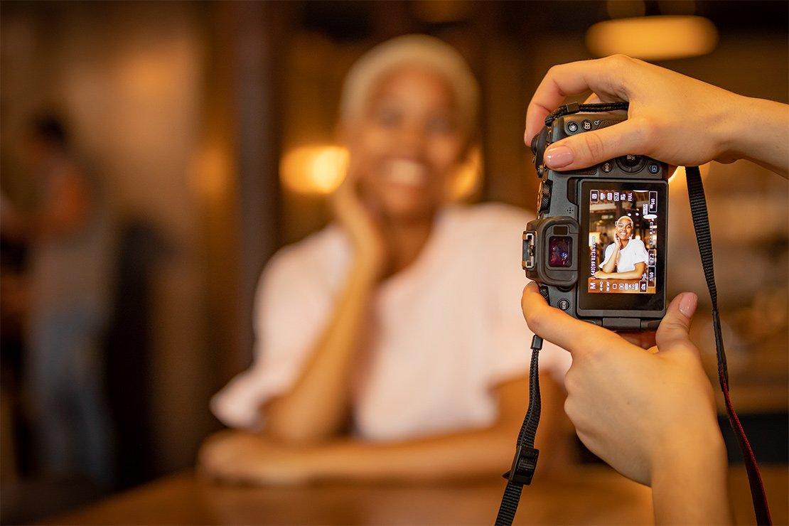 как наводить фокус на фотоаппарате библейскому сюжету