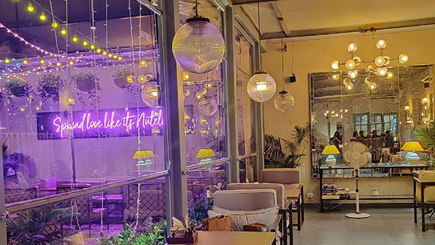 Turkish Pizza, Dim Sums And More; The New Menu At Cafe Inside Stories Is All Things Decadent https://bit.ly/333hosu #ChampaGali #FridayThoughts #FridayFeeling #FridayMotivation