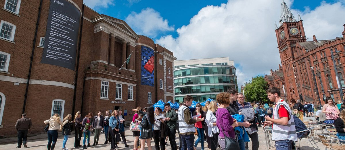 Who's coming to Open Day next week? View the full programme of activities online and register your place at liverpool.ac.uk/openday #LivUniOpenDay #LivOriginal