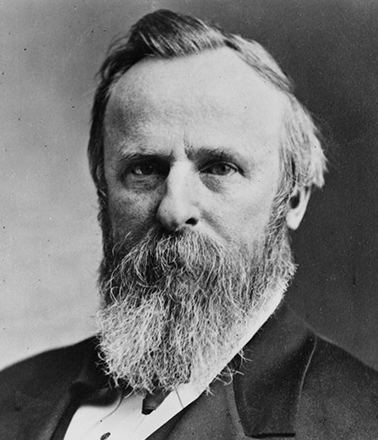 Today in History: Plymouth Colony legal code, 1636; Pres. Rutherford B. Hayes born, 1822 #otd #tih loc.gov/item/today-in-…