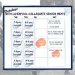 Image for the Tweet beginning: Dates for October!  #rufc #liverpoolcollegiate #rugbyliverpool