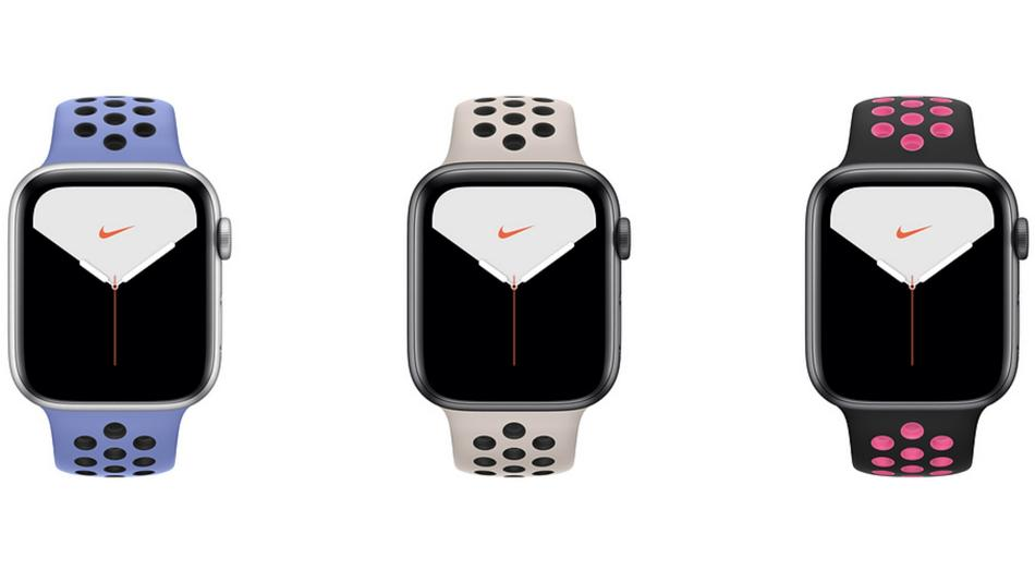 You can now buy Apple's sporty Watch Nike Series