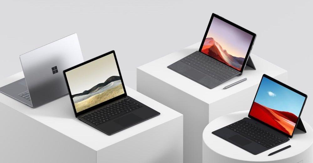 Surface Pro X vs. Surface Pro 7: analizamos las nuevas 2 en 1 de #Microsoft
