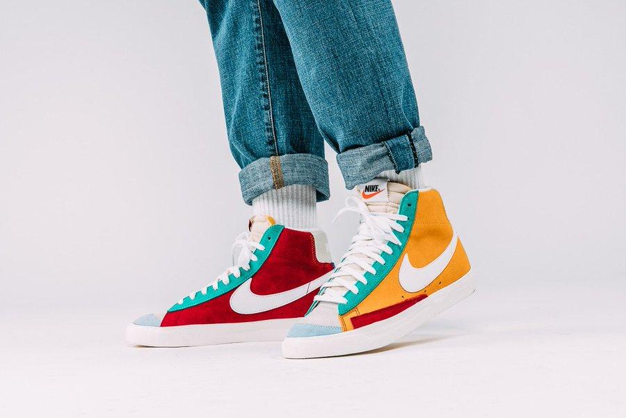RESTOCK via End Nike Blazer Mid 77