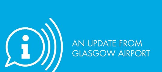 """A spokesperson for Glasgow Airport said: """"At approximately 10am today, the airport fire service attended an arriving KLM flight in response to concerns raised over a piece of cargo. The incident was stood down at 13.25 after the package was declared safe by emergency services."""""""