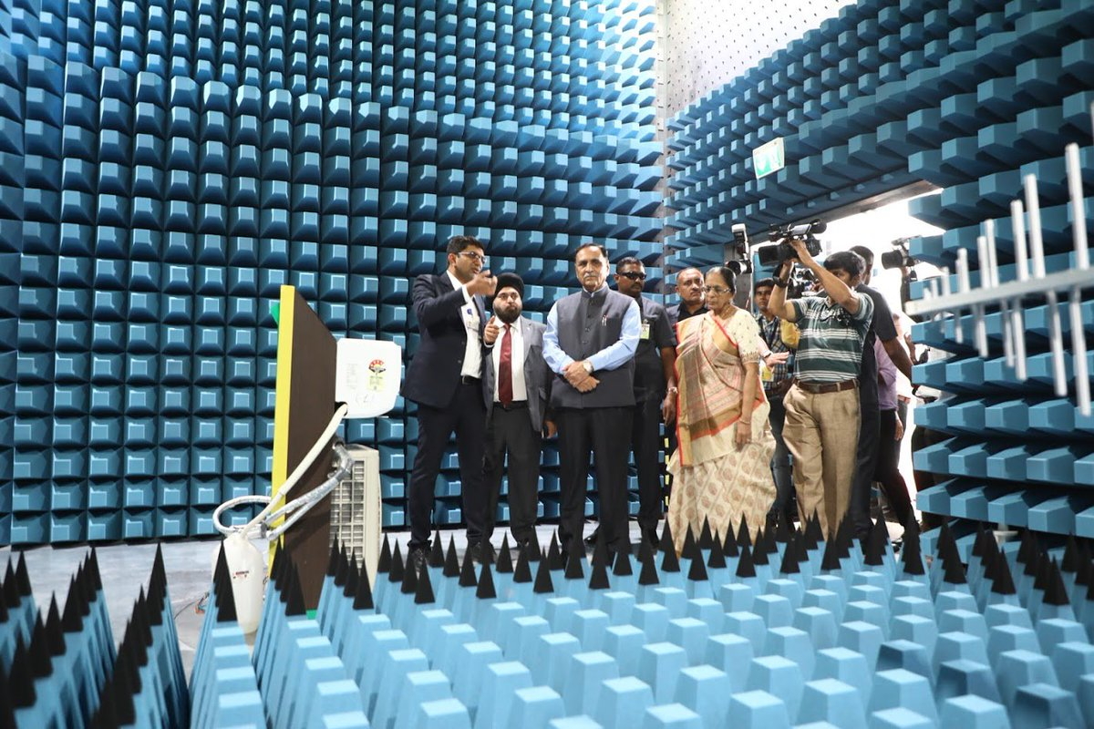 Johnson Controls-Hitachi JV opens global development centre at Kadi plant in North Gujarat