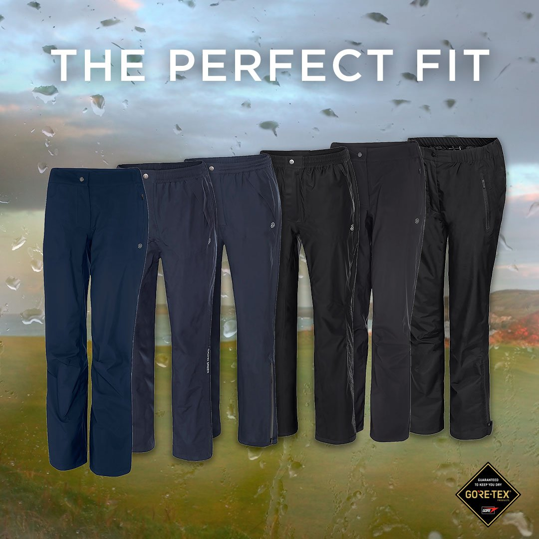 THE PERFECT FIT - 5 STYLES - 131 SIZES ✅ 100% waterproof ✅ Highly windproof ✅ Extremely breathable To find your perfect size, speak to your nearest retailer or shop online at galvingreen.com #galvingreen #goretex
