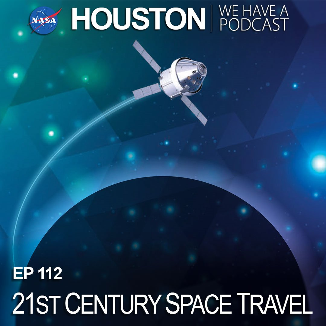 """Today on """"Houston We Have a Podcast"""": Geek out on historical space policy in this discussion with co-authors Steve Garber and Glen Asner who examine NASA's long-term planning strategies from 1999-2004 that shape the agency's structure. nasa.gov/johnson/HWHAP/…"""
