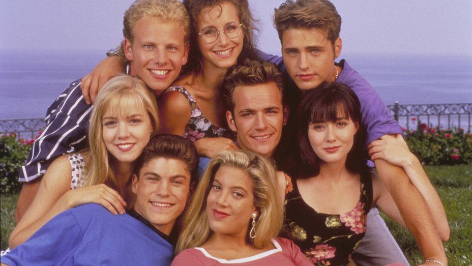Today in 1990: Beverly Hills, 90210 premieres on Fox  http://thr.cm/I5C8bJ