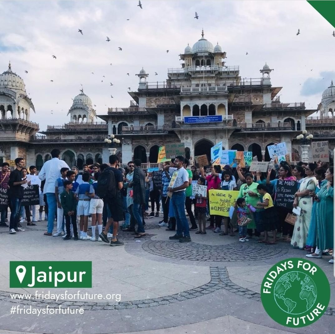 239 CLIMATE STRIKES IN INDIA! Friday youths and adults all over India took to the streets together to demand their government act against the climate crisis, and do so now.#fridaysforfuture#climatestrike #GretaThunberg @GretaThunberg @ClimateReality
