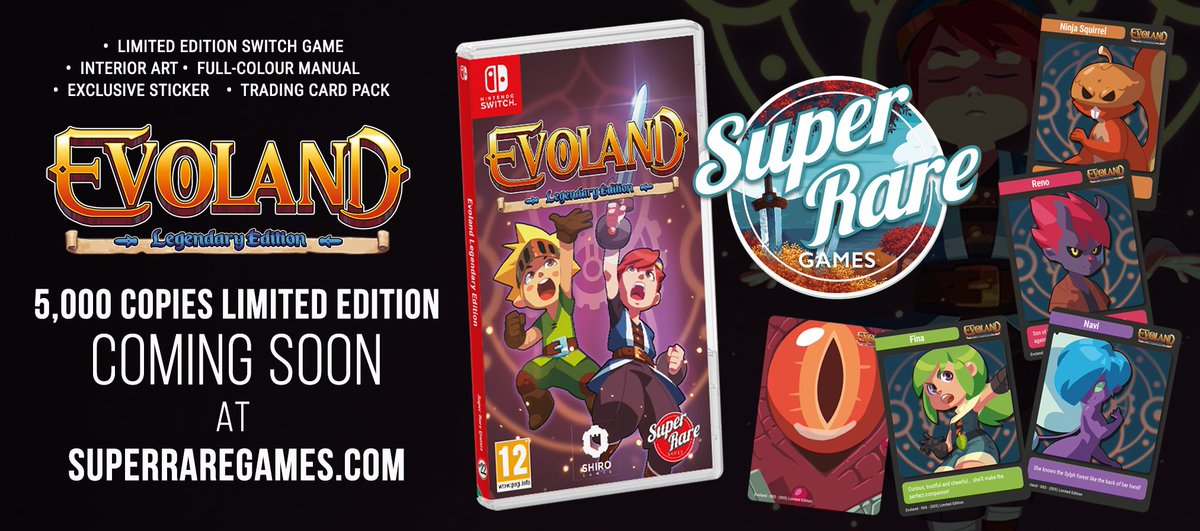 Super Rare Games - Page 3 EGCkepzWkAE0SaG