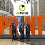 Image for the Tweet beginning: The #Enfocus Print Mafia is