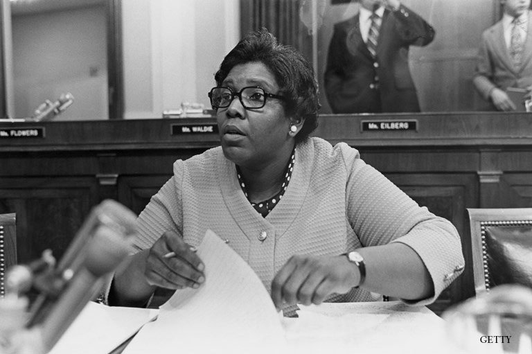 """If the impeachment provision in the Constitution of the United States will not reach the offenses charged here, then perhaps that 18th-century Constitution should be abandoned to a 20th-century paper shredder!"" —Rep. Barbara Jordan, 1974"