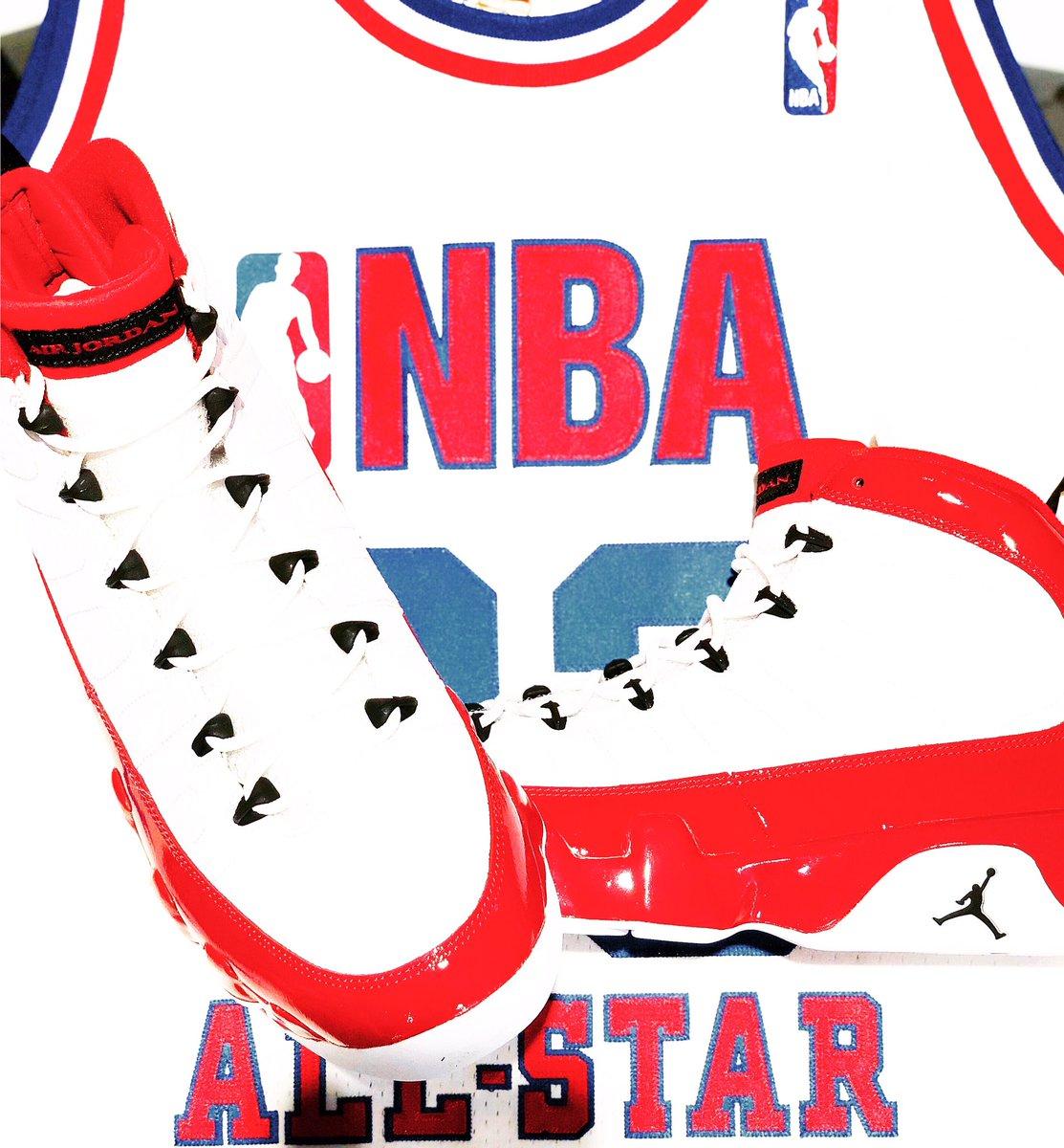 Jordan 9 retro white gym red release Saturday, October 5th @NBASTORE NYC