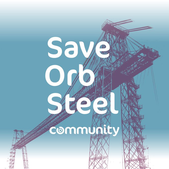 Will you join us at the march to #SaveOrbSteel? Sign up here: community-tu.org/save-orb-steel/