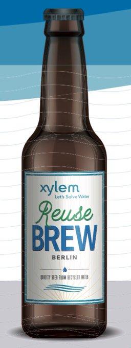 ¿Probarías una cerveza hecha a partir de agua reciclada? https://t.co/rPT1LUPocY
