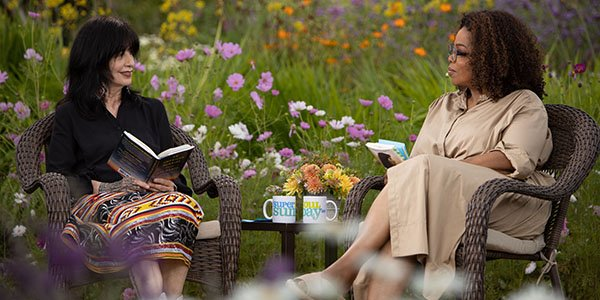 On Sunday, @Oprah Winfrey asks: What does it mean to be named Americas Poet? Watch Poet Laureate Joy Harjo on @SuperSoulSunday this weekend on @OWNTV : oprah.com/own-super-soul…