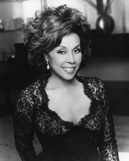 Diahann Carroll walked this earth for 84 years and broke ground with every footstep. An icon. One of the all-time greats. She blazed trails through dense forests and elegantly left diamonds along the path for the rest of us to follow. Extraordinary life. Thank you, Ms. Carroll.
