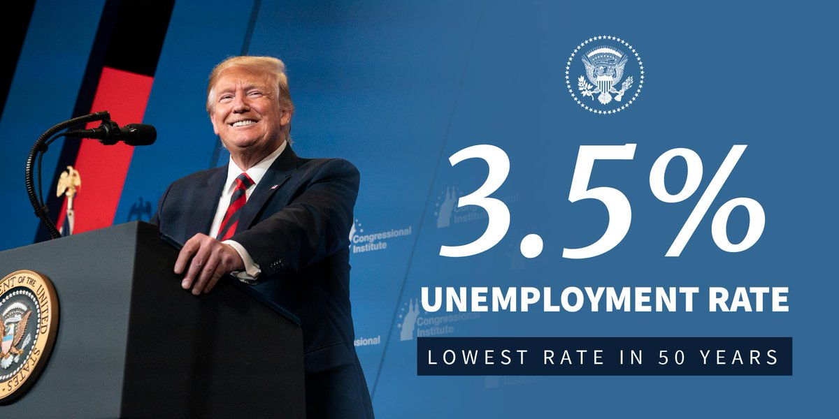 President @realDonaldTrumps pro-growth agenda has delivered win after win for job creators and job seekers alike. September was no exception!