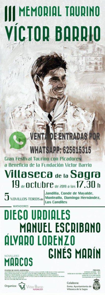 Resultado de imagen de l festival organizado en Villaseca de la Sagra (Toledo) en memoria de Víctor Barrio.