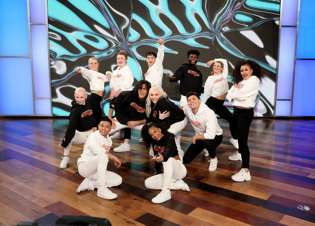 Missed our #SYTYCD dancers? Catch the Season 16 Top 10 on @TheEllenShow TODAY! 🎉