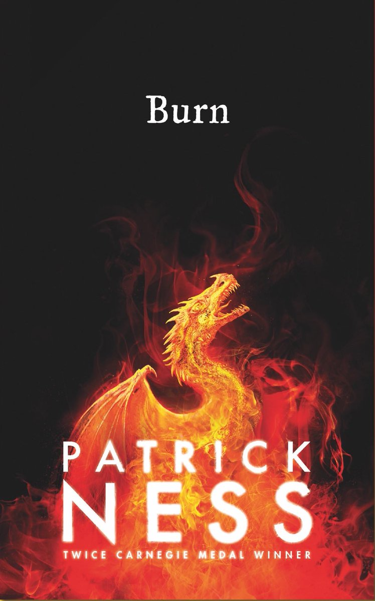 Arder de Patrick Ness