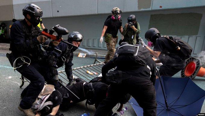 【維尼解密】港警爆料逢示威就「被放假」 身份疑被軍隊借用